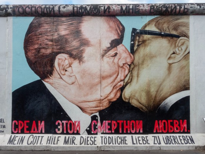 Nov. 9, 1989 marked the fall of the Berlin Wall.  Photo by    Nick Fewings    on    Unsplash