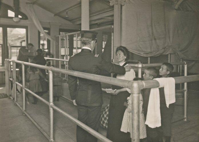 Ellis Island closed its doors on Nov. 12, 1954.  Photo by    The New York Public Library    on    Unsplash   . Thumbnail photo by    The New York Public Library    on    Unsplash