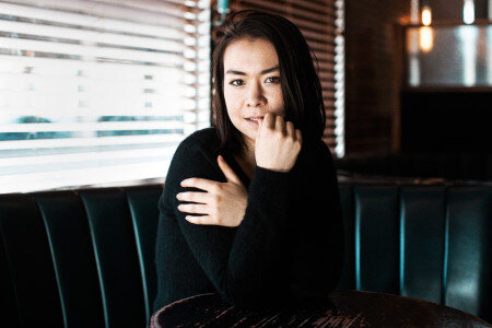 American singer-songwriter Mitski 'Bury Me at Makeout Creek' album turns 5 years old.  Photo courtesy of    rollingstone.com