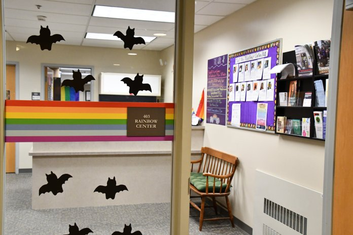 While UConn purports to be inclusive of LGBT students, they could be doing better.  Photo by Julie Spillane/The Daily Campus