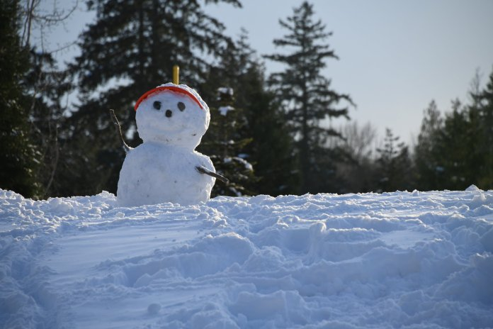 """Is """"Frosty the Snowman"""" your favorite holiday tune or the bane of your existence?  Photo by    Shelley Pauls    on    Unsplash   . Thumbnail photo by    Tim Mossholder    on    Unsplash   ."""