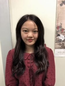 Tianyin Shang, a fourth-semester applied mathematics major from Shanghai, China, was in critical condition when she was rescued. Despite efforts to revive her, she passed away at the hospital.  Photo courtesy    International Student and Scholar Services