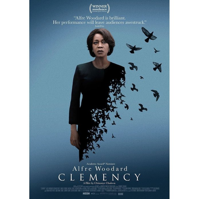 """""""Clemency"""" was released in winter 2019 and received a 92% on Rotten Tomatoes.  @clemencythefilm"""