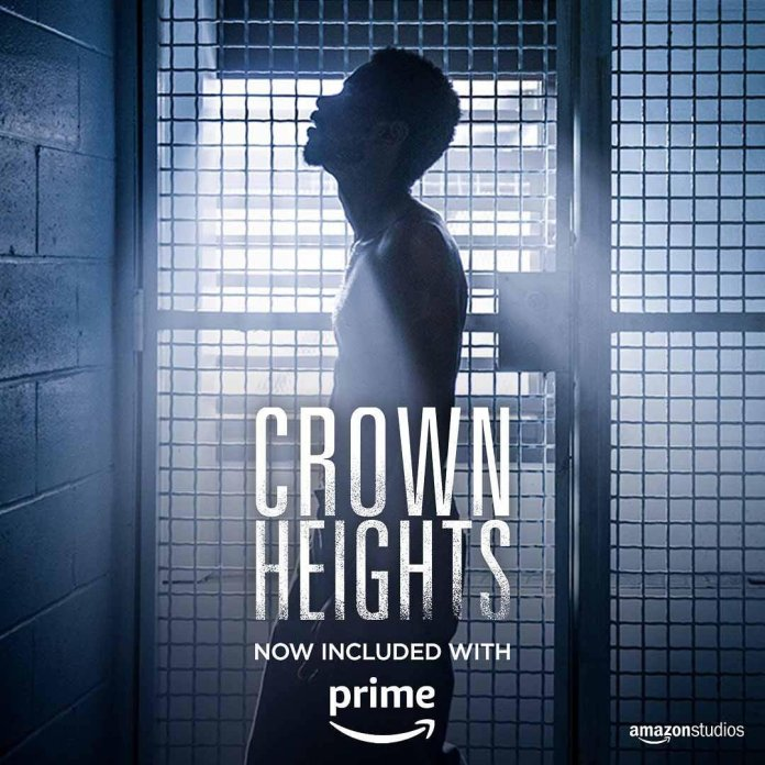 Crown Heights is a film about the true story of Colin Warner who served 21 years in prison for a crime he didn't commit.  @crownheightsmov