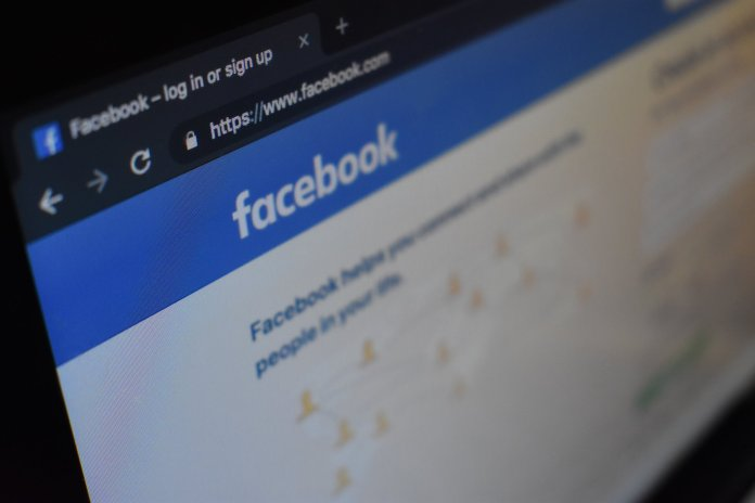 A photo of the popular social media platform, Facebook. Facebook was released by Mark Zuckerberg 16 years ago. Photo by Kon Karampelas on Unsplash