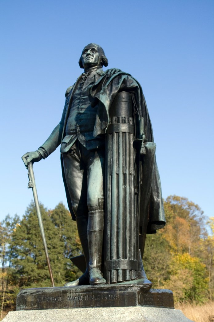 A statue of George Washington. The 22nd marks 288 years since the birth of George Washington.  Photo by    sue hughes    on    Unsplash
