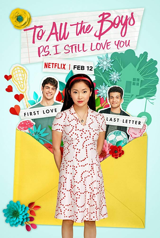 """""""P.S. I Still Love You,"""" had high expectations as the sequel to """"To All The Boys I've Loved Before."""" Fans were delighted as it passed expectations with flying colors.  Photo by IMDB.com"""