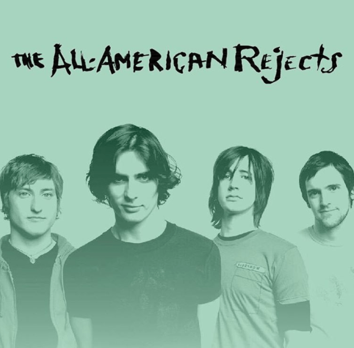 """All American-Reject's song """"It Ends Tonight"""" is just one example of music transporting us back to our childhood. It can act as a time machine to send you to good times, bad times, or even times forgotten.  Photo via All American Rejects' Instagram @therejects."""