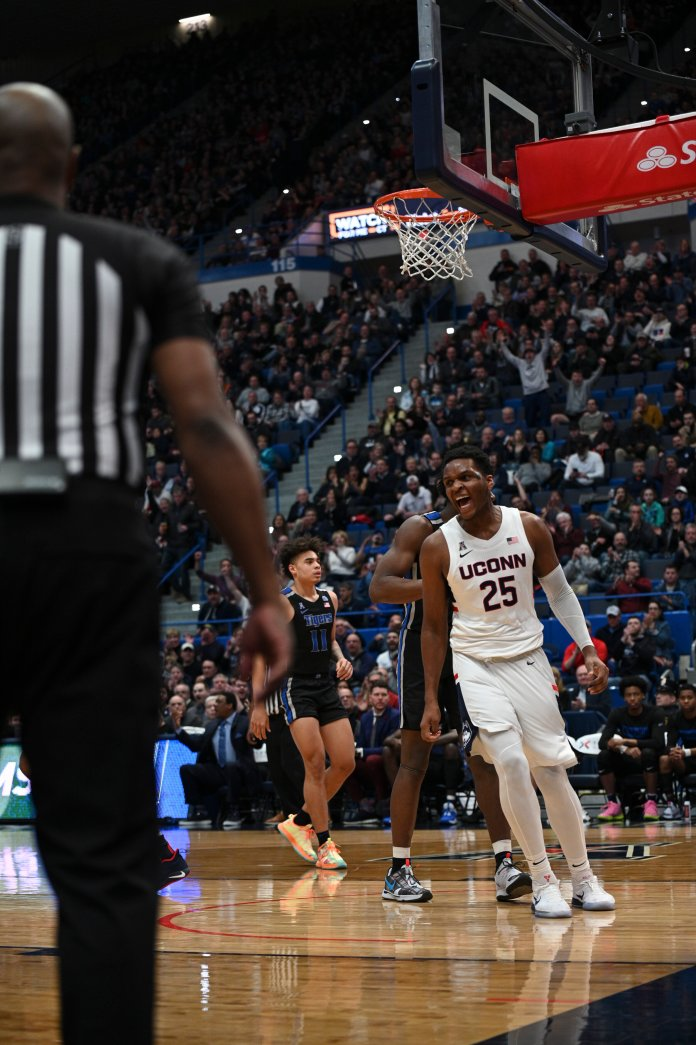"""""""We didn't play well enough, nor did we have enough to be where we want to be,"""" head coach Dan Hurley told the Hartford Courant's Dom Amore."""