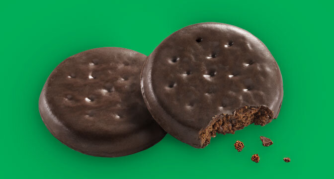 Thin mints pictured above. Associate Managing Editor Daniel Cohn believes these cookies are perfectly balanced.  Image courtesy of    girlscouts.org