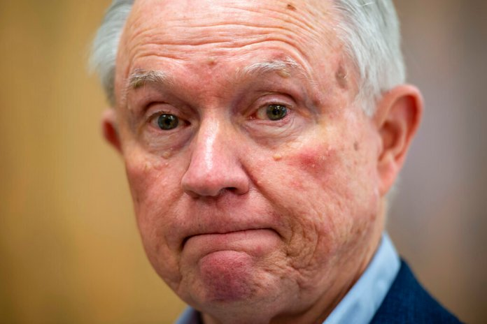 Even if the president won't admit he was wrong about Sessions, it is the responsibility of the voters to return him to the Senate, where he never should have left. - Photo by Vasha Hunt/AP
