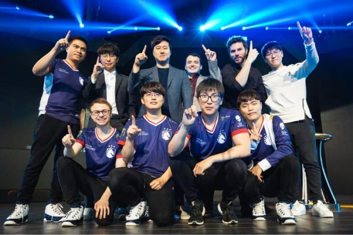 After four splits in a row of dominance from Team Liquid, led by North America's most legendary player Doublelift, the superteam failed to even make it to the playoffs of the 2020 Spring Split.  Photo via    esportobserver.com