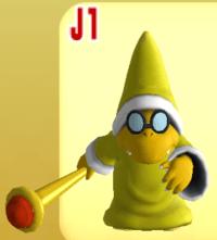 Image of Yellow Magikoopa courtesy of    Mario Super Sluggers    on    mariowiki.com   .