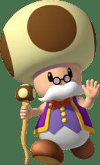 Image of Toadsworth courtesy of    Mario Super Sluggers    on    mariowiki.com   .