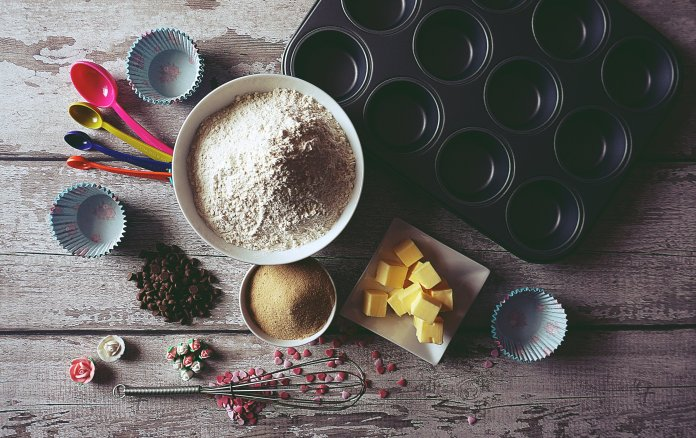 Bake your own birthday cake this year or support local businesses.  Photo by     Suzy Hazelwood     from     Pexels