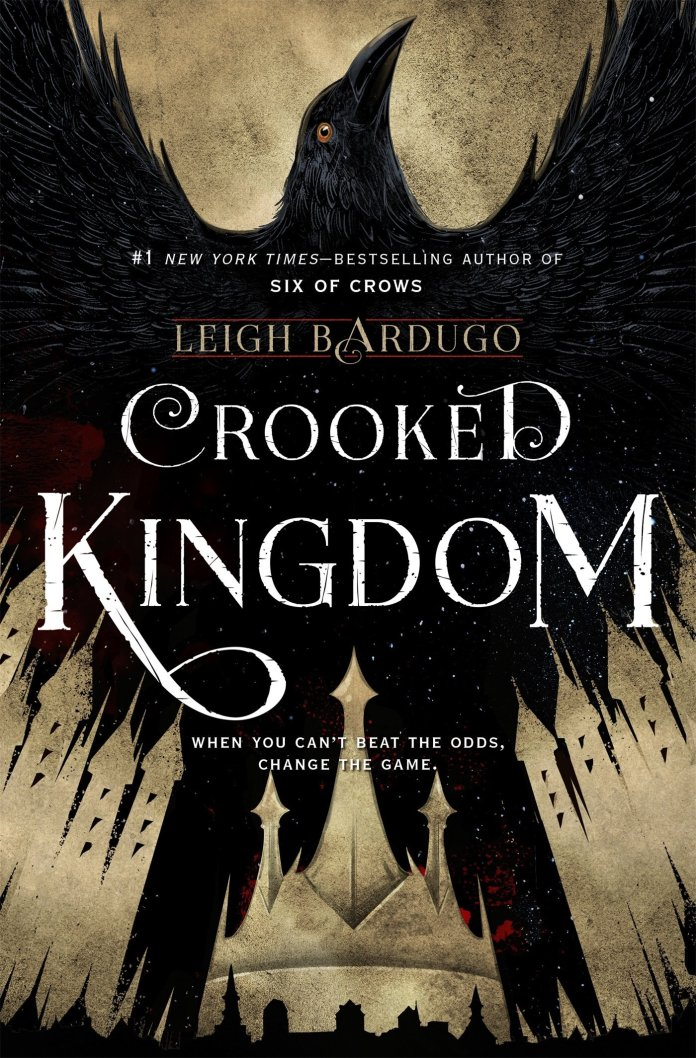 """""""Crooked Kingdom"""" serves as a perfect example of a sequel not reaching its fullest potential. Despite """"Six of Crows"""" being an incredible book, it's follow-up left something to be desired.  Photo via amazon.com"""