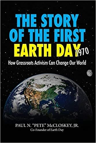 The Story of the First Earth Day - How Grassroots Activism Changed the World. This book is referring to the annual Earth Day, which is today, April 22nd.  Photo via    Business Wire
