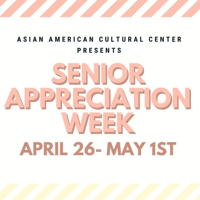 The AsACC is still celebrating their seniors this week.  @uconn_asacc