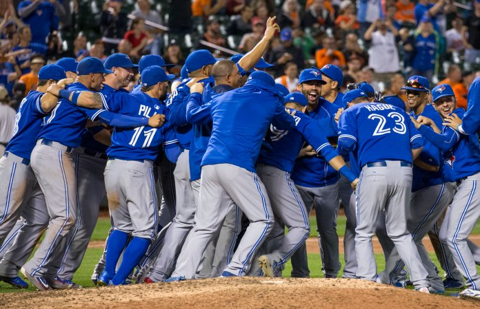 Game 5 in the 2015 ALDS went down in the history books because of Jose Bautista's homer in the seventh. What people forget is that even prior to the eventual game-winner, the game was already an incredibly entertaining one.  Photo via commons.wikimedia.org