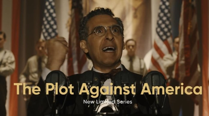 """HBO's newest miniseries """"The Plot Against America"""" is being overshadowed by Netflix's """"Tiger King,"""" but is deserving of much more attention. The show is based on the premise of Charles Lindbergh running against Franklin Roosevelt for the presidency.  Photo via IMDb.com"""