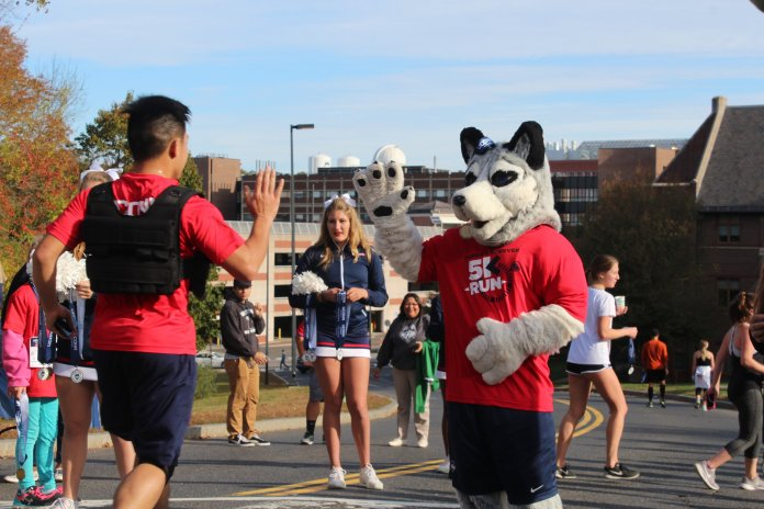 As the school year comes to an end, we asked seniors what they'll miss about being a Husky, and here's what some of them said.  File Photo/The Daily Campus