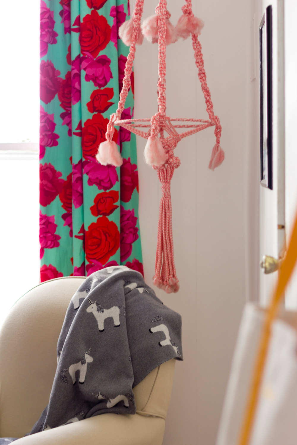 own lined curtain panels