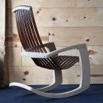 Modern Rocking Chair J Rusten Furniture Studio