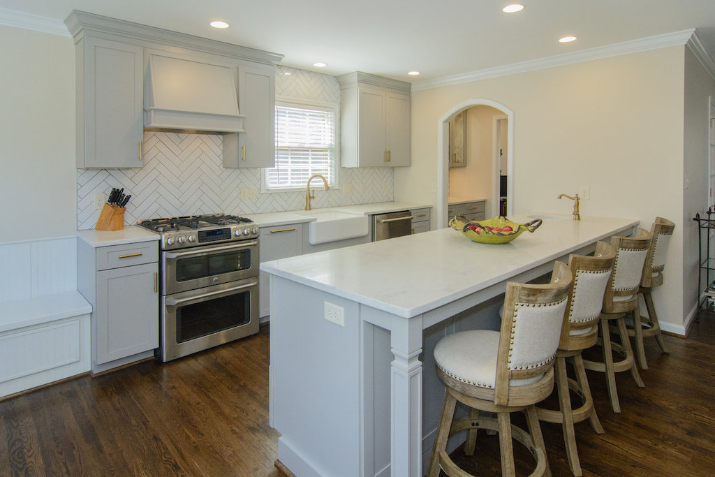 Which Countertop Material Best Fits Your New Kitchen ... on Farmhouse Counter Tops  id=93613