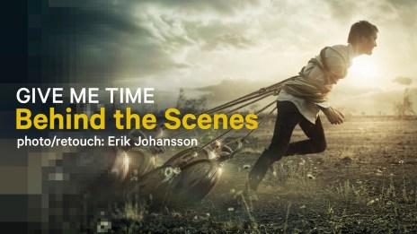 BEHIND THE SCENES — ERIK JOHANSSON