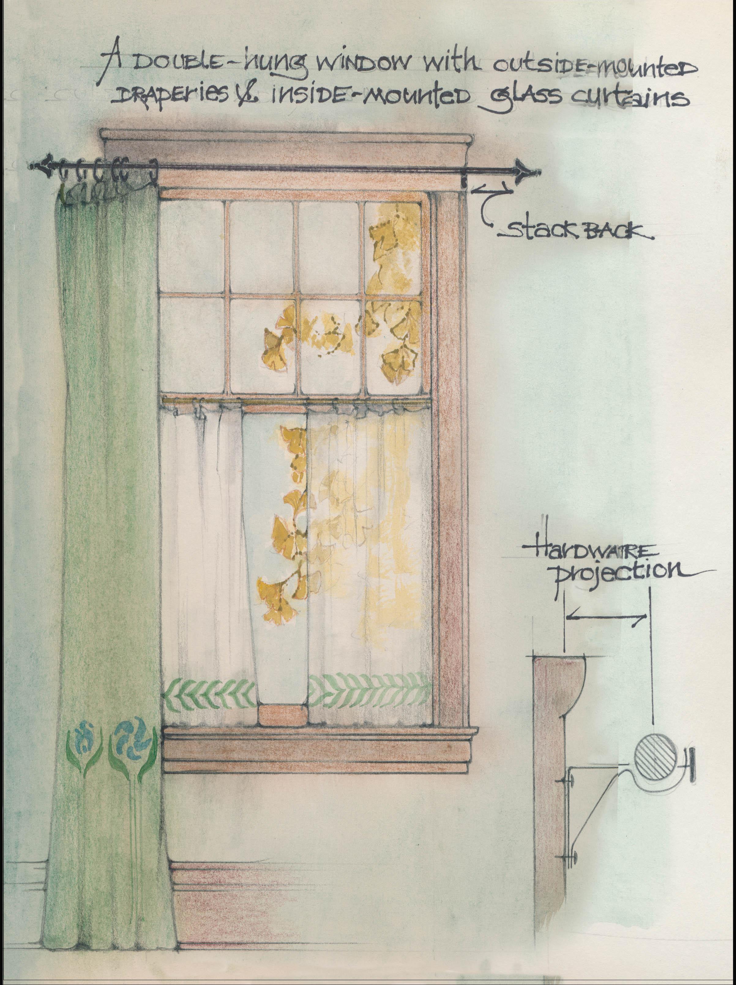 curtain hardware ann wallace for