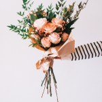 5 Simple Steps To A Fall Flower Arrangement Lauren Saylor Stationery Interiors Design