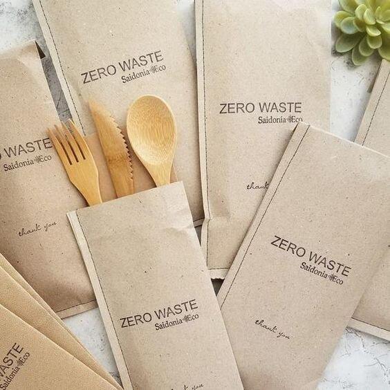 sustainable utensil packaging