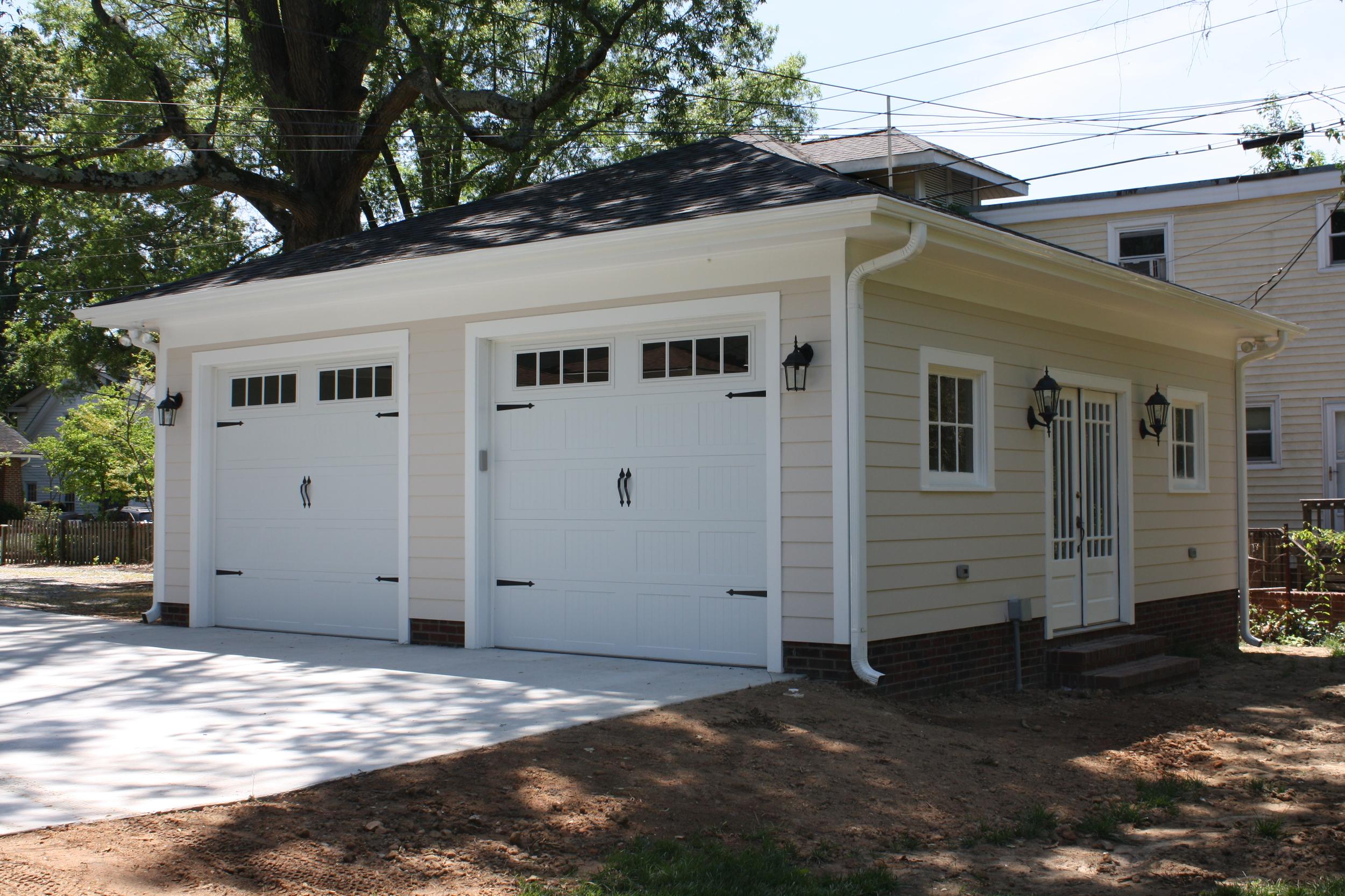 fisher park garage white oak