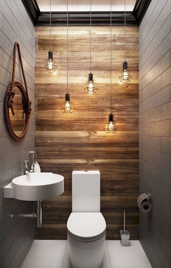 50 awesome powder room ideas and