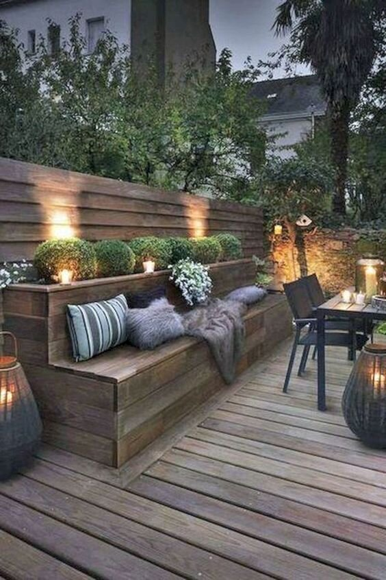 45 modern deck and patio ideas and designs renoguide on Modern Patio Deck id=56029
