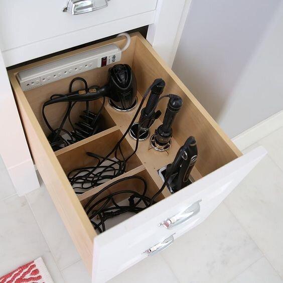 50 nifty bathroom storage ideas and