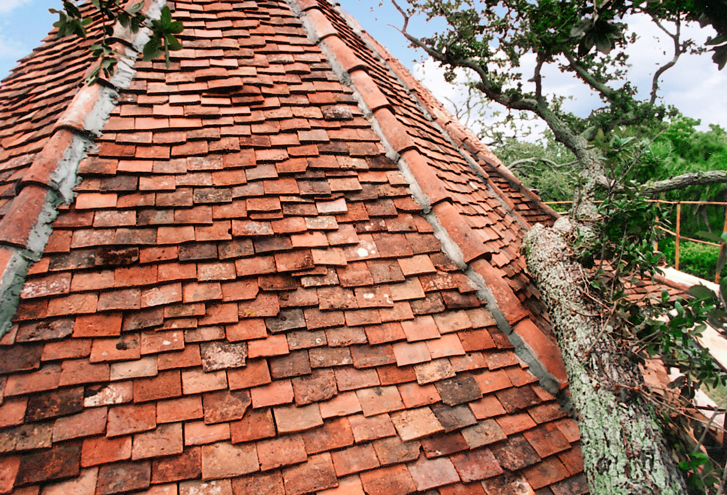clay tile roof repairs replacements