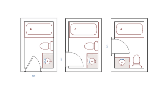 47+ 5X8 Bathroom Layout Images