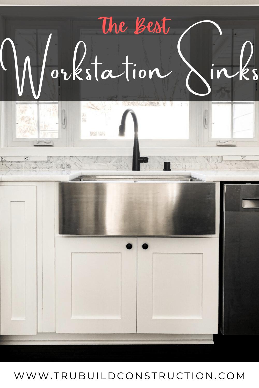 best workstation sinks for your kitchen