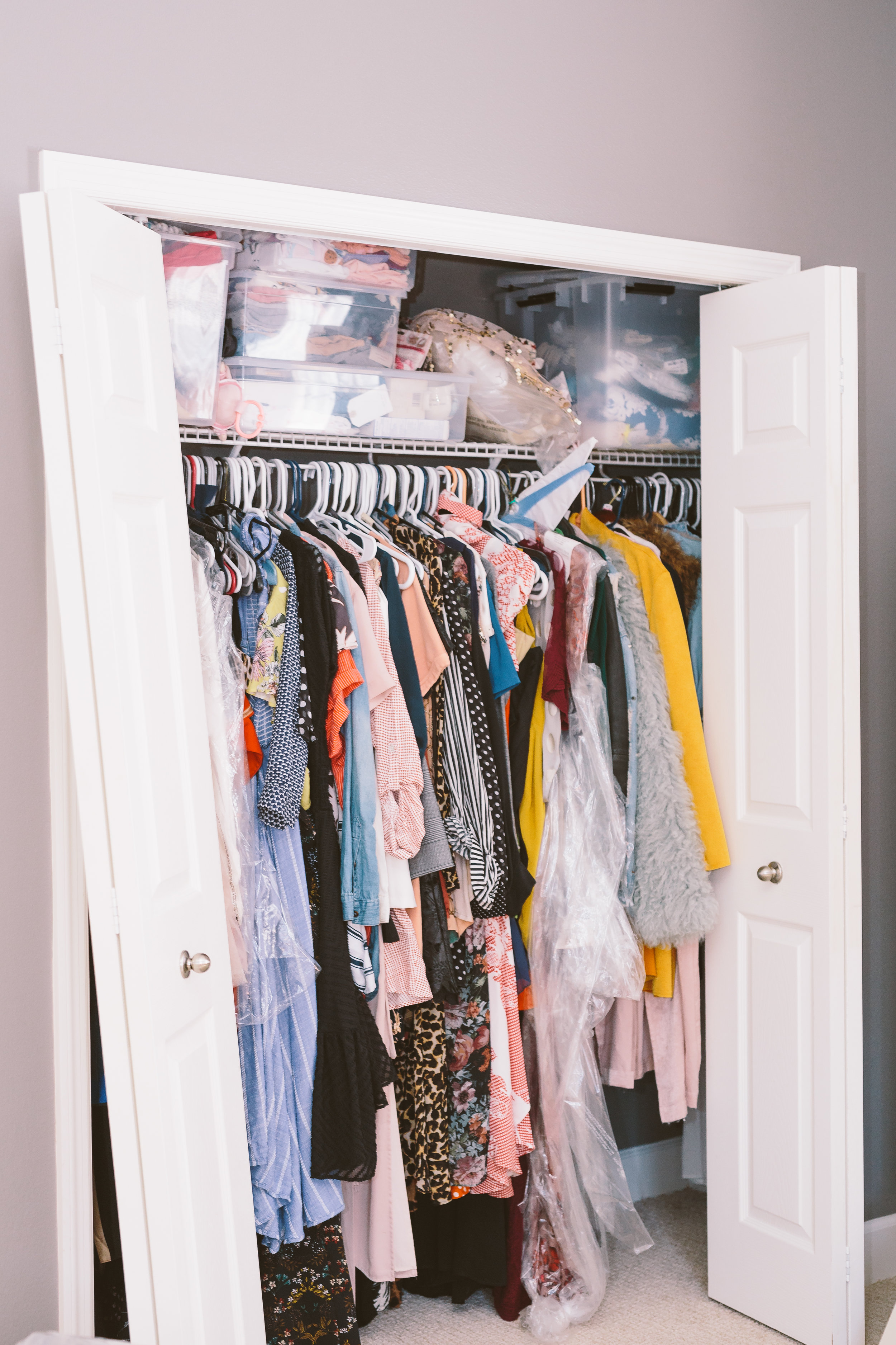 Closet Remodel Beaute Savage