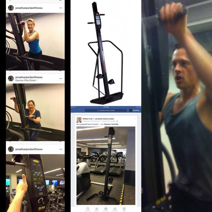Versaclimber Workouts Lose Weight Blog Dandk