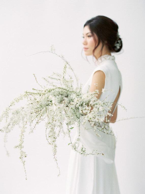 Single Flower Presentation Bridal Bouquet_Botanique_Blue Rose Photography_Simply by Tamara Nicole.jpg