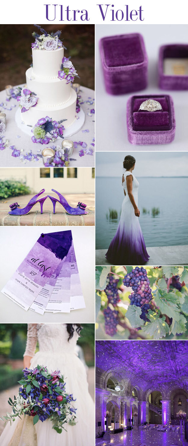 Ultra Violet - Pantone Color of The Year