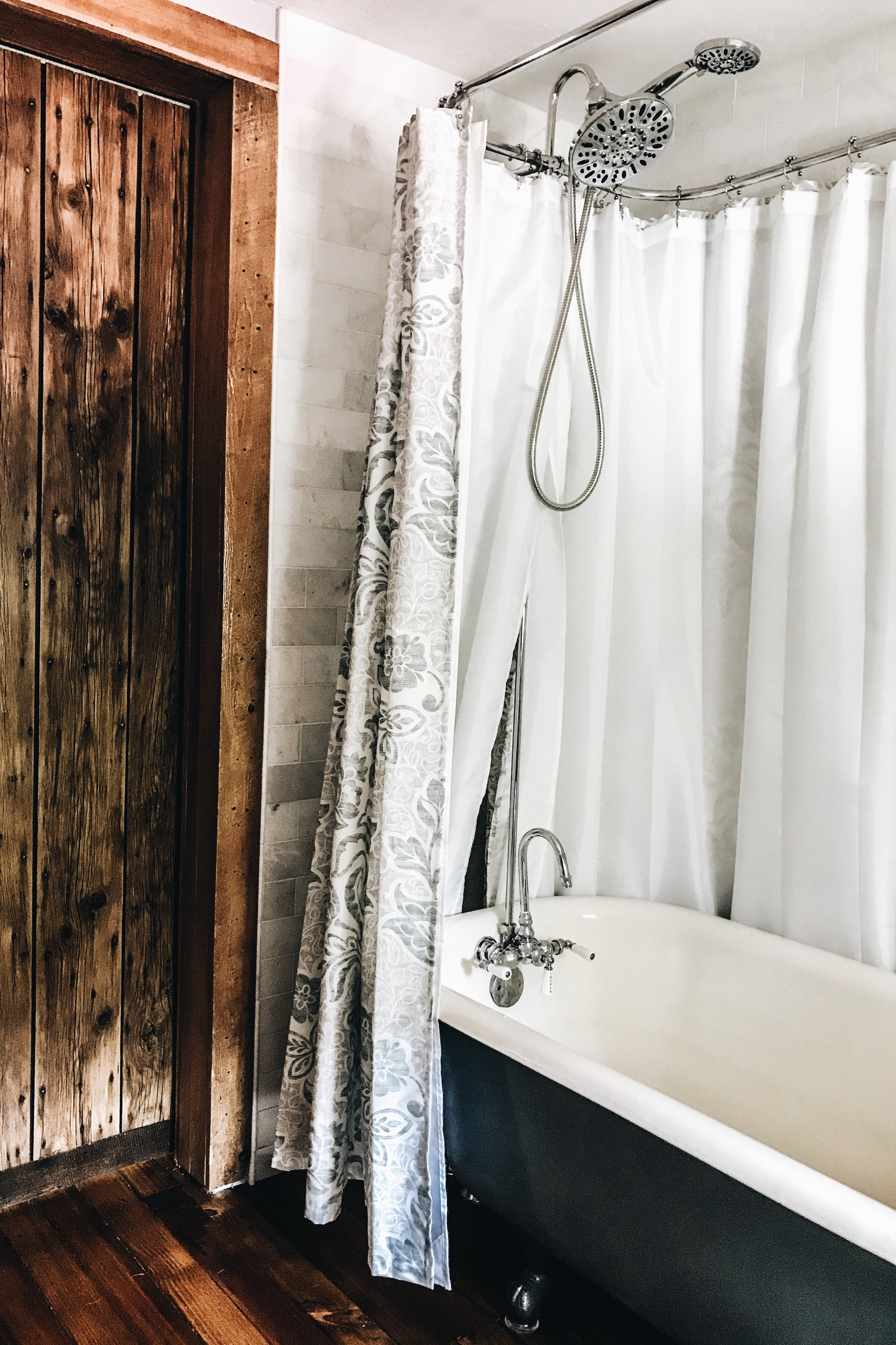 Adorable Freestanding Shower Curtains For Your Tub First