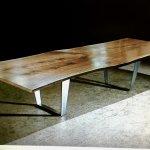 Steel Table Base Metal Custom Made Creative Metal Design