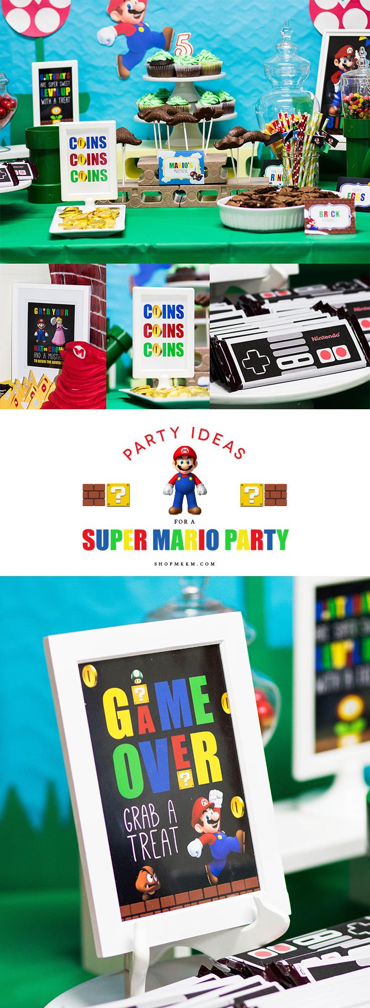 super mario party recap with free