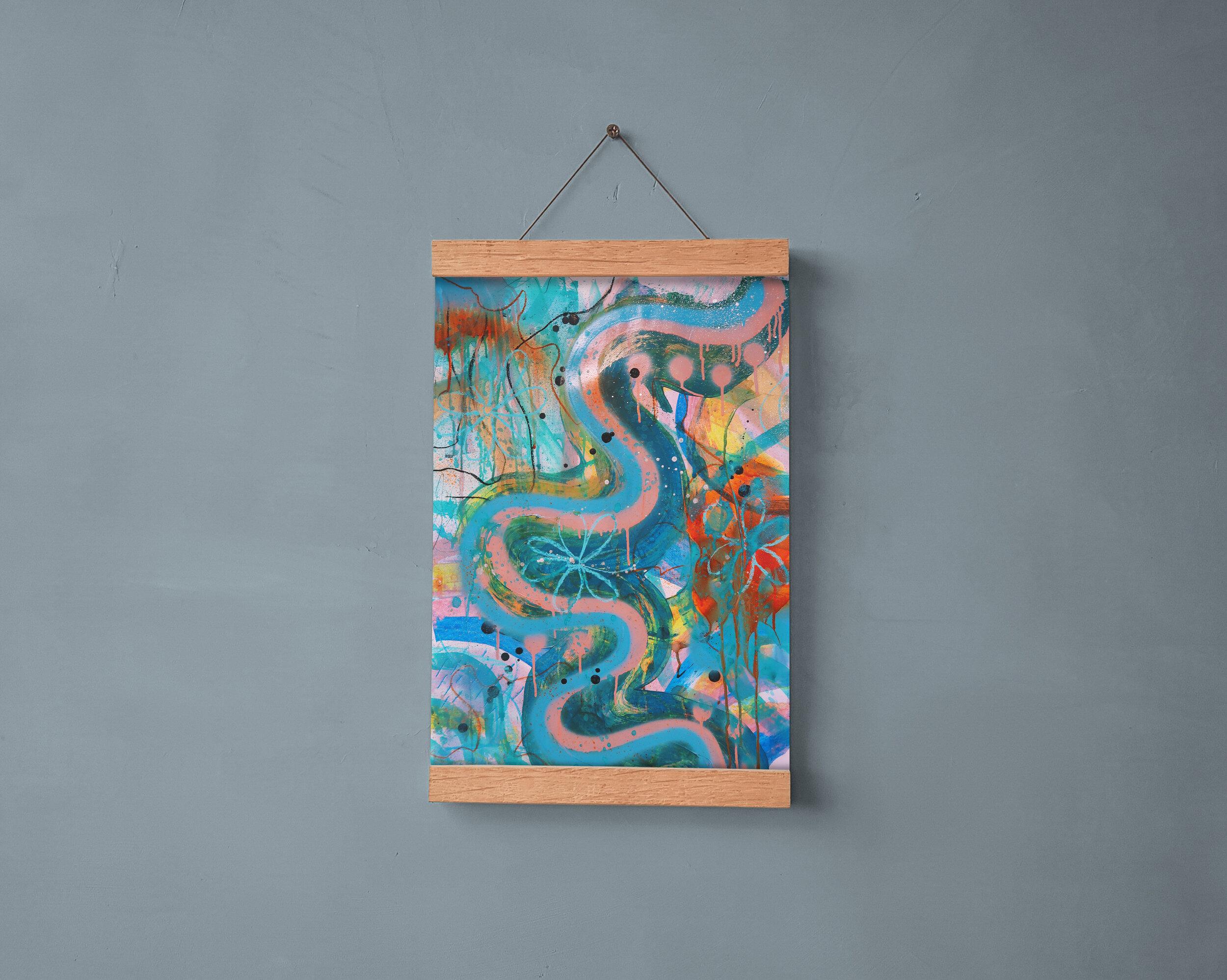 easy art framing ideas bryn newman art