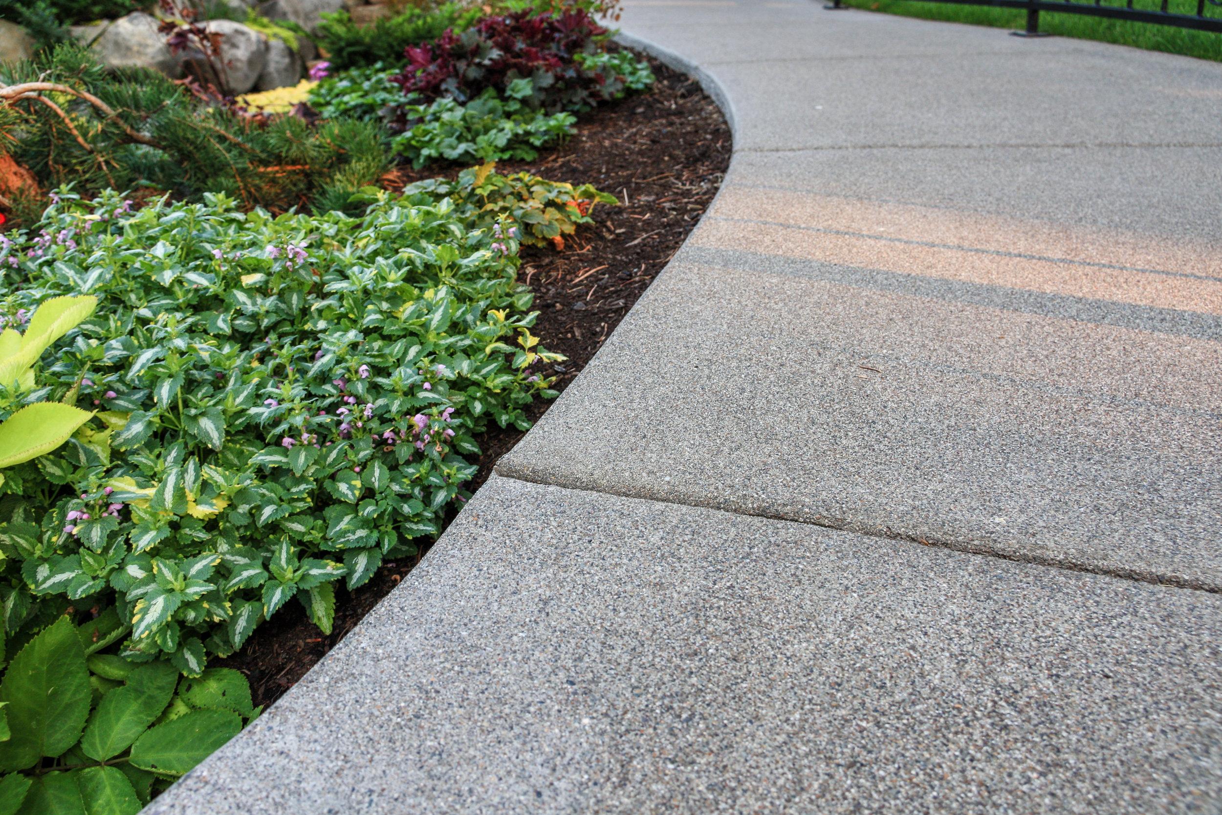 choosing the right concrete finish