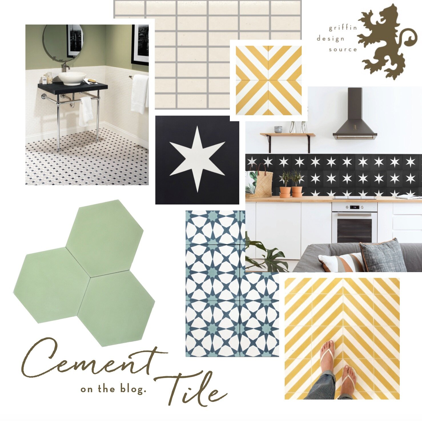 cement tiles timeless or time bomb