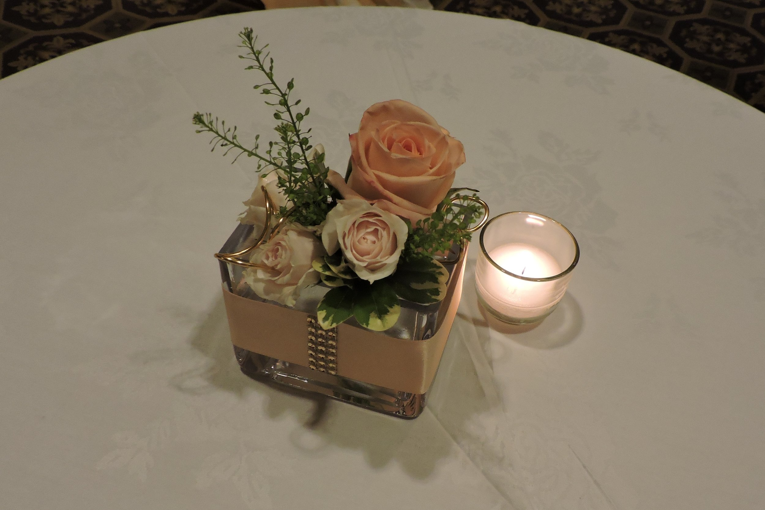 let s talk wedding flowers after the